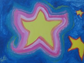 "2005-2006) (79) 14x18"" acrylic in progress"