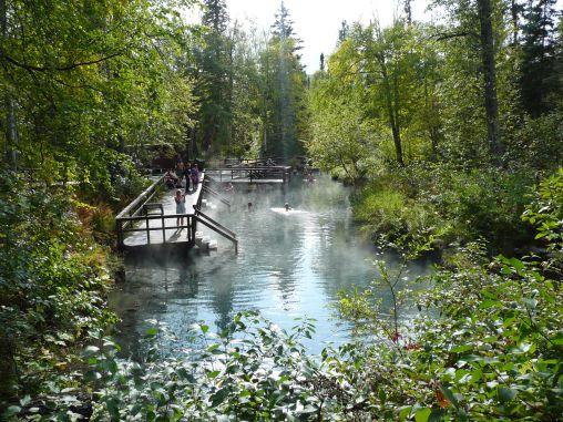 hot springs 012 Liard Hot Springs, BC